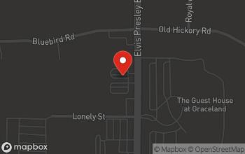 Map of 3605 Elvis Presley Blvd. in Memphis