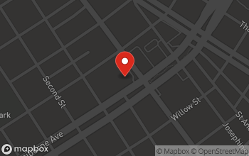 Map of 2201 S. Claiborne Ave. in New Orleans