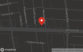 Map of 4001 Airline Highway in Metairie
