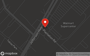 Map of 5300 Jefferson Highway in Harahan