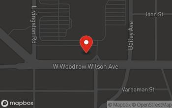 Map of 318 Woodrow Wilson in Jackson