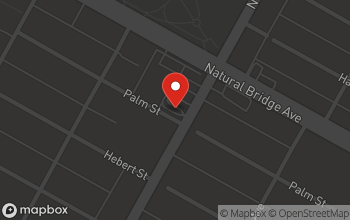 Map of 3605 N. Grand in St. Louis