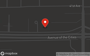 Map of 565 42nd Avenue in East Moline