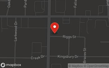 Map of 1498 Red Wolf Blvd in Jonesboro