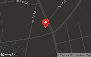 Map of 3434 Lee Street in Alexandria