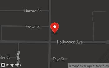 Map of 5755 Jewella Ave in Shreveport