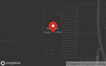 Map of 406 S. Walton Blvd in Bentonville