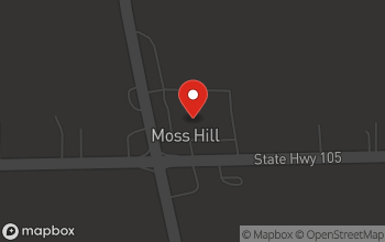 Map of 35 Highway 105 in Moss Hill