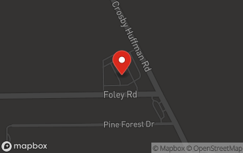 Map of 18703 FM 2100 Rd Suite A in Crosby