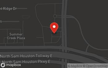 Map of 11863 N Sam Houston Pkwy E in Humble