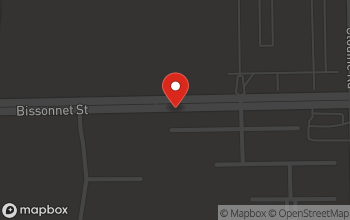 Map of 16805 Bissonnet St. in Richmond