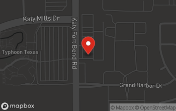 Map of 600 Katy Fort Bend Rd. in Katy