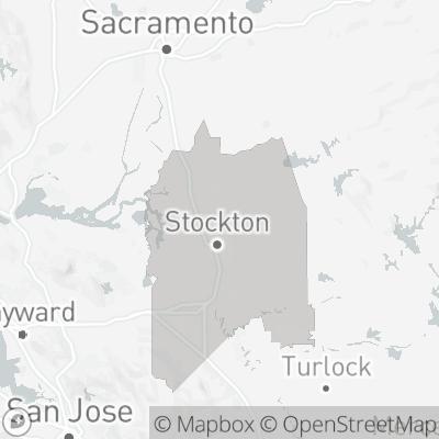 Senate District 5 map