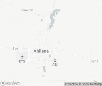 Map of Abilene.