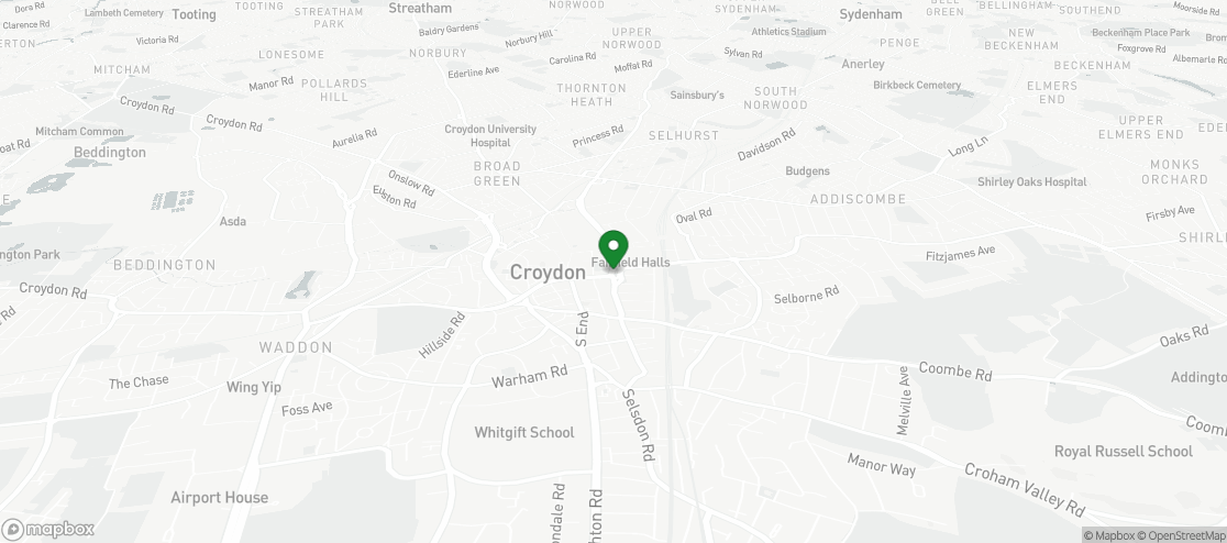 A map location for: LV= GI in Croydon