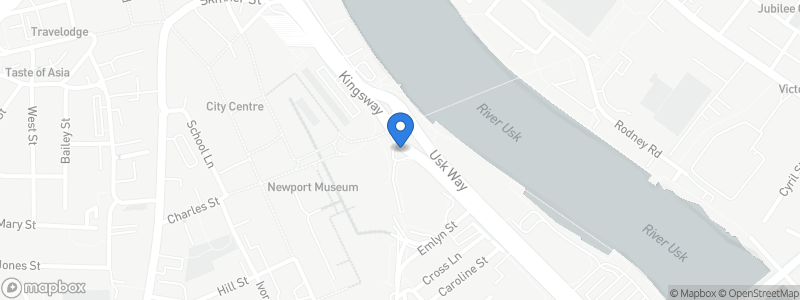 Map of checkin