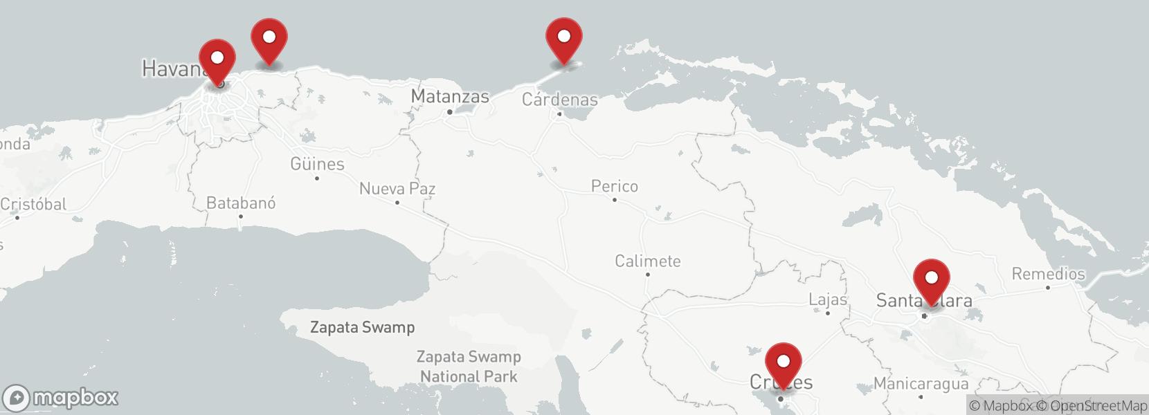Itinerario Viaje en moto custom Cuba Harley Davidson