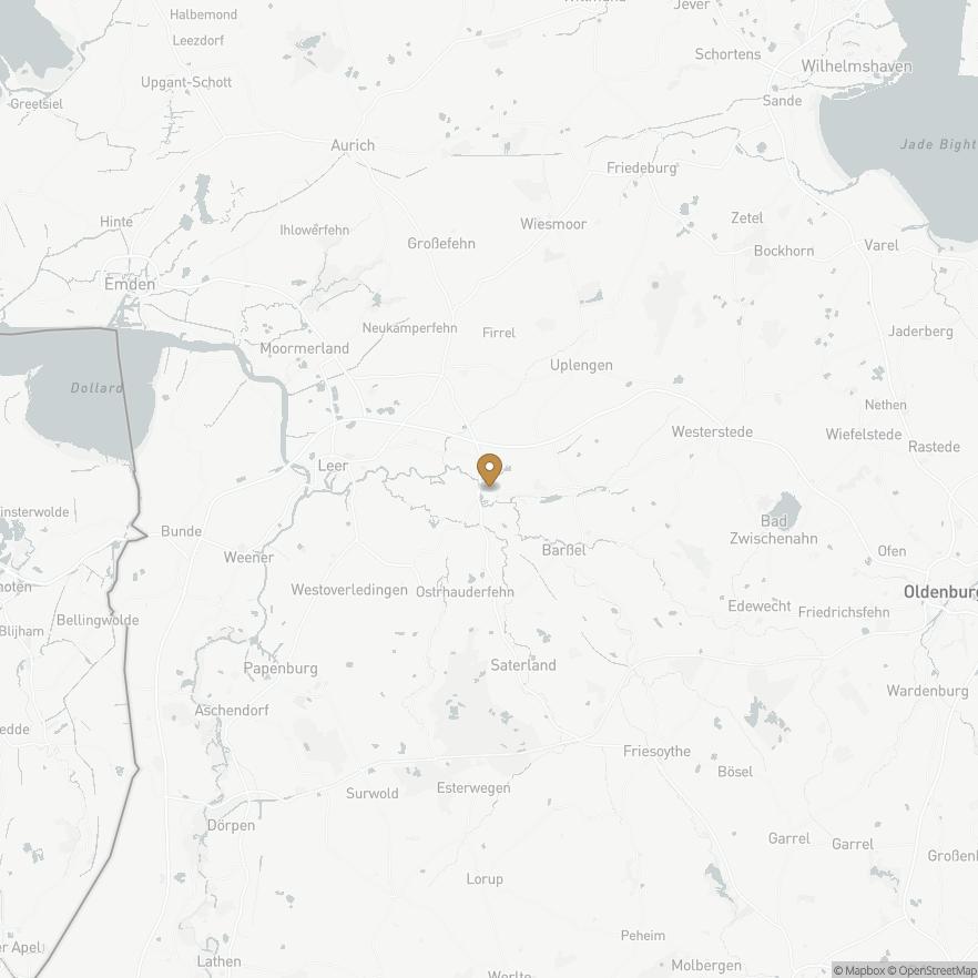 Map of Stickhausen, Deutschland