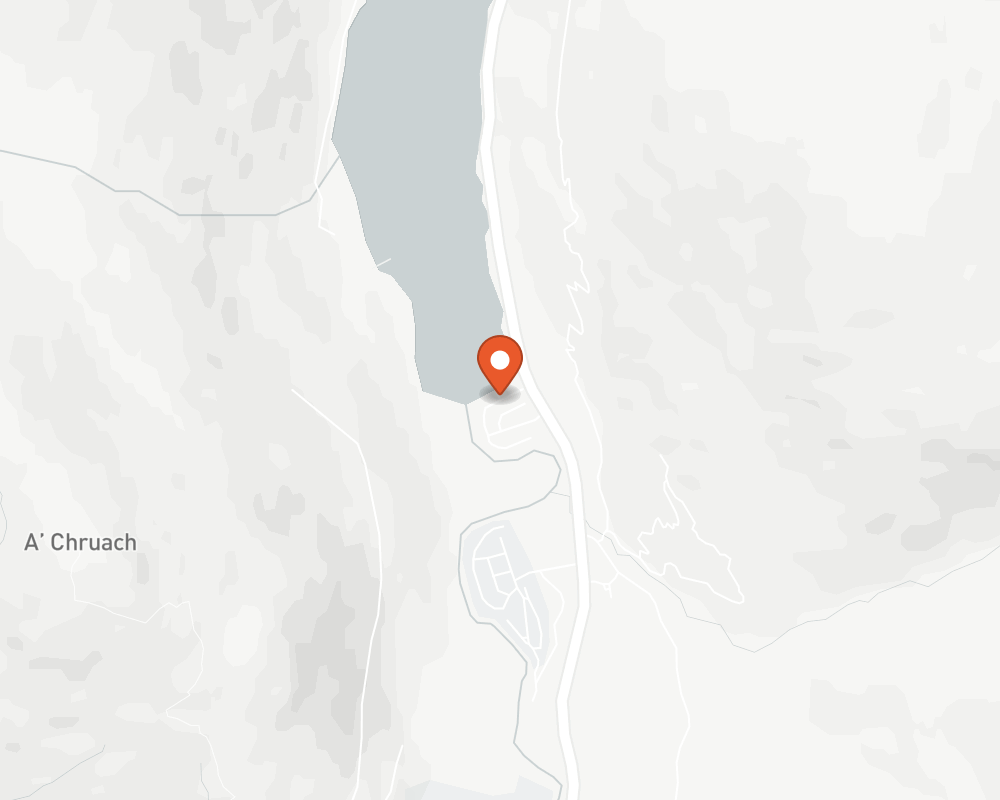 Mapbox Map of -4.983197,56.038696