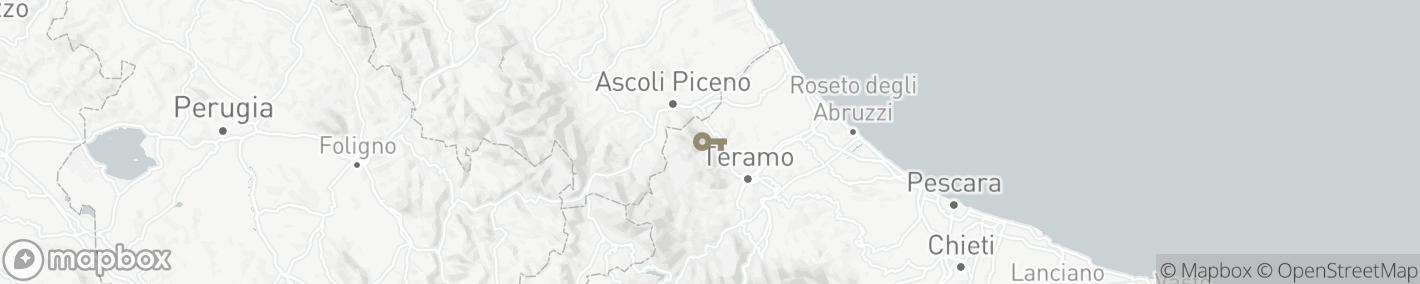 Ligging Ripe di Civitella