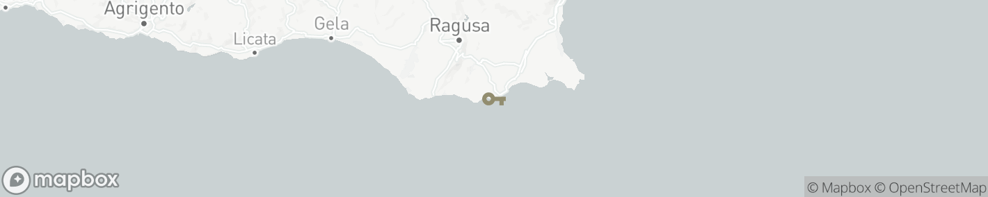 Ligging Marina di Modica