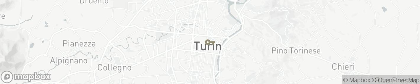 Ligging Turijn