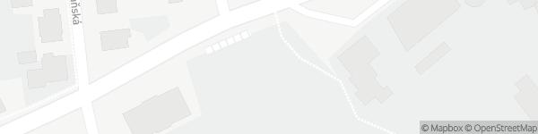 mapa pobočky Praha