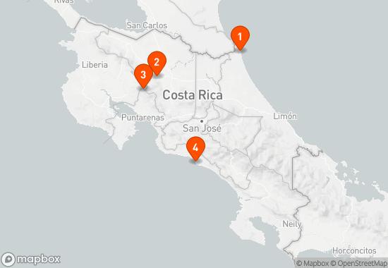 Costa Rica 14 Solo Luxury Adventure