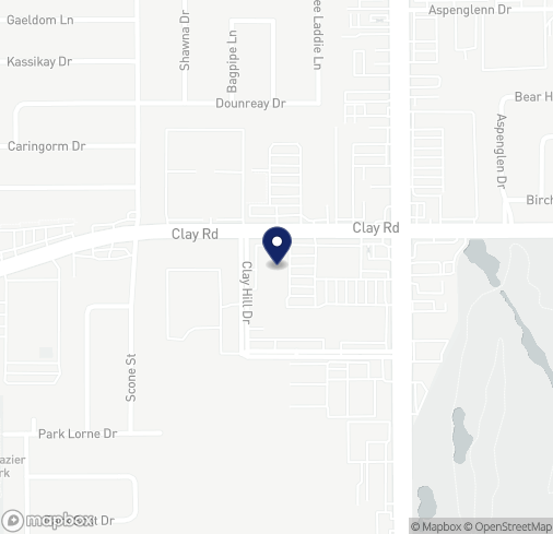 Map of 16215 Clay Rd in Houston