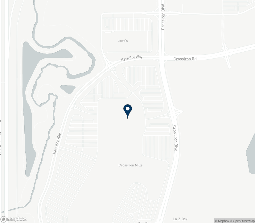 Map of 261055 Crossiron Blvd in Rocky View County
