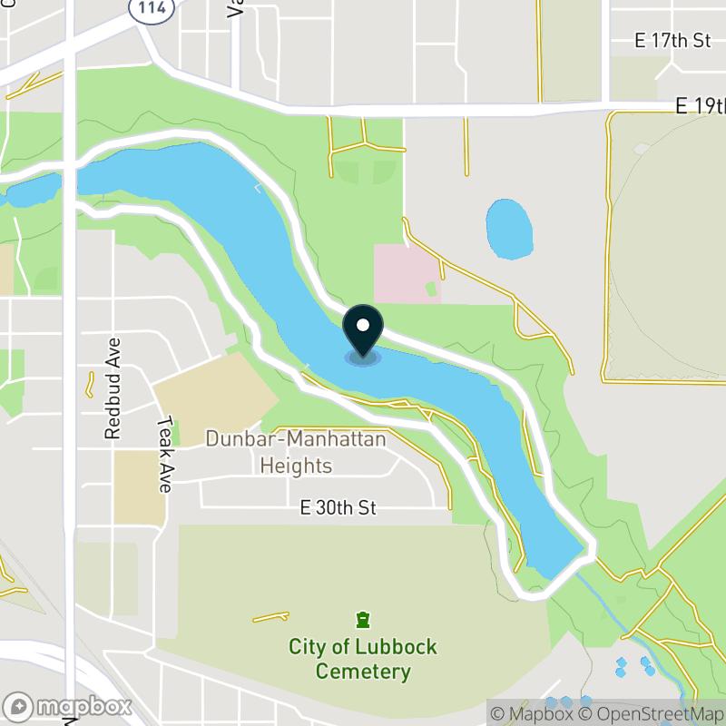 Canyon Lake Number 6 Map