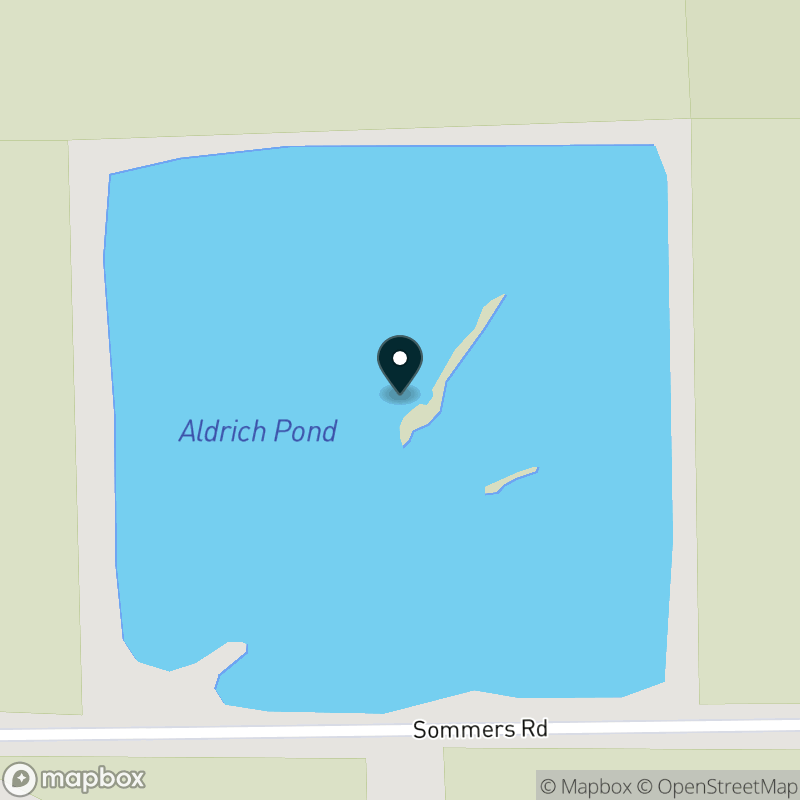 Aldrich Pond Map