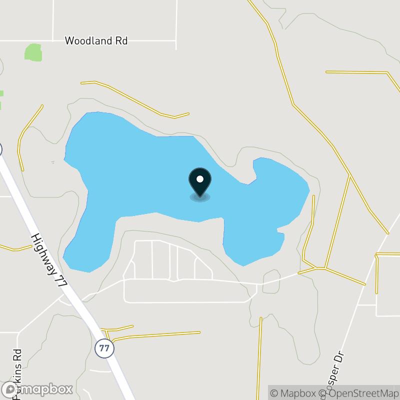 Merial Lake Map