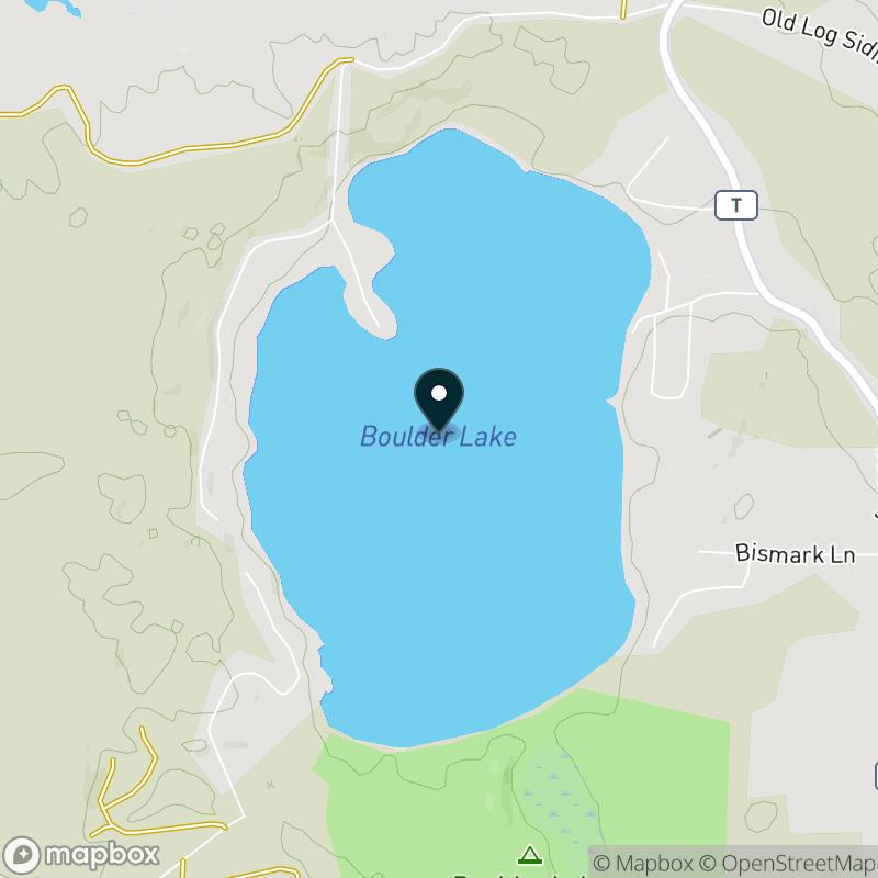 Boulder Lake Map