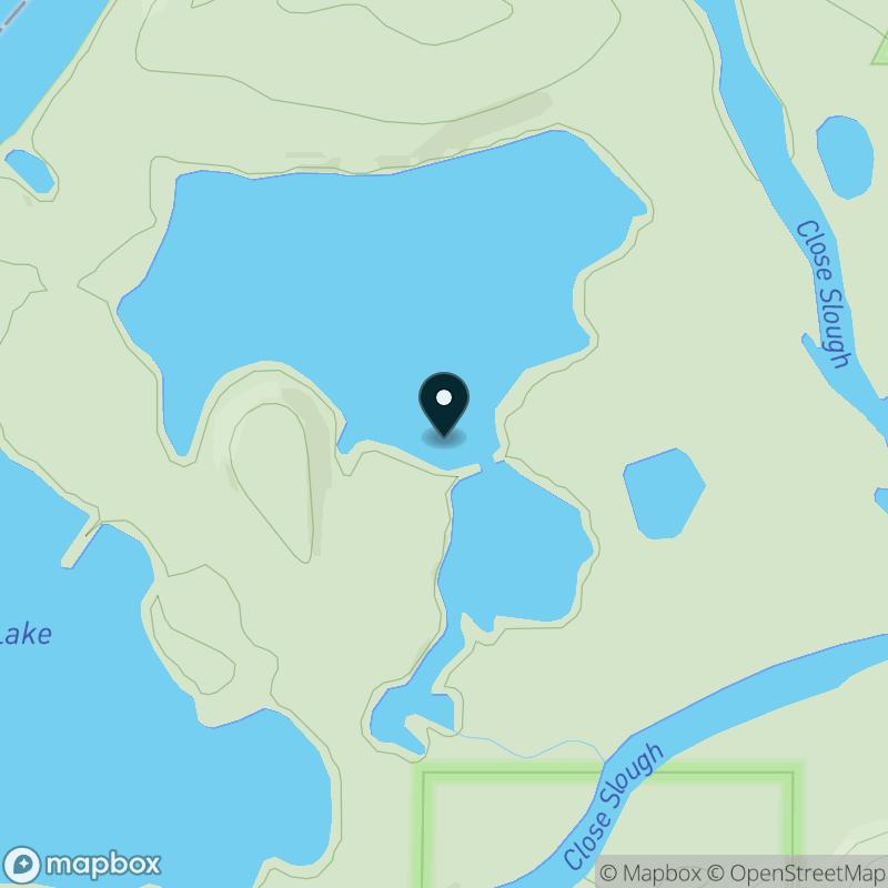 Rice Lake (WI) Map