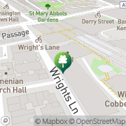 Map KM Personal Brand and Transformational Coaching West Kensington, United Kingdom