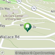 Map  Smarty Pants Work-Out  Evergreen, United States