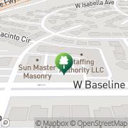 Map BlueWave Pools Mesa, United States