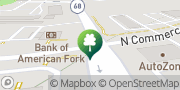 Map VASA Fitness Saratoga Springs, United States
