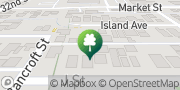 Map Theme Park in Stockton CA Stockton, United States