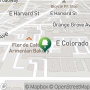 Map Glendale Batting Cage Glendale, United States