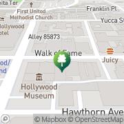 Map MyShoppingCity Los Angeles, United States