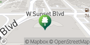 Map Crunch Fitness - Sunset Los Angeles, United States