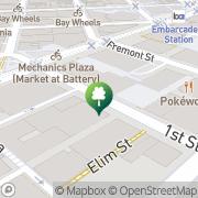 Map Satori Yoga Studio San Francisco, United States