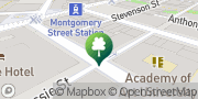 Map Crunch Fitness - New Montgomery San Francisco, United States