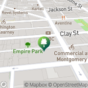 Map Get Fit w/ Vic San Francisco, United States