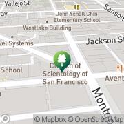 Map bodyFi San Francisco, United States
