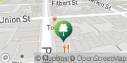 Map Crunch Fitness - Polk Street San Francisco, United States