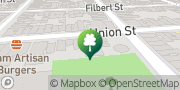 Map Crunch Fitness - Union Street San Francisco, United States