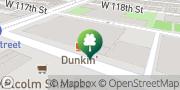 Map iLoveKickboxing - Harlem, NY New York, United States